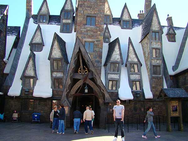 Harry Potter Restaurant Islands Of Adventure