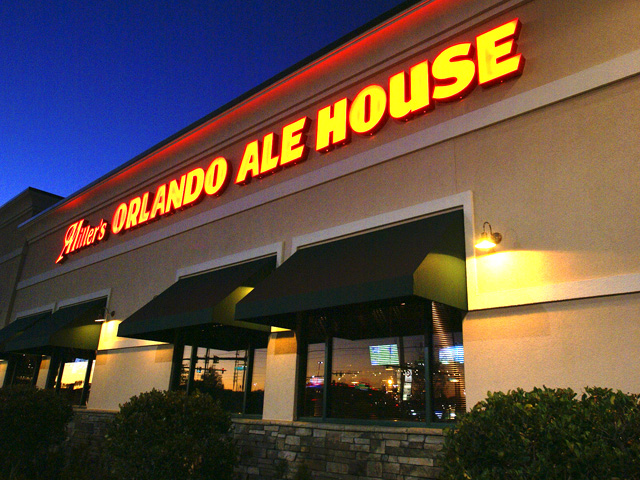 Orlando Restaurants Millers Ale House