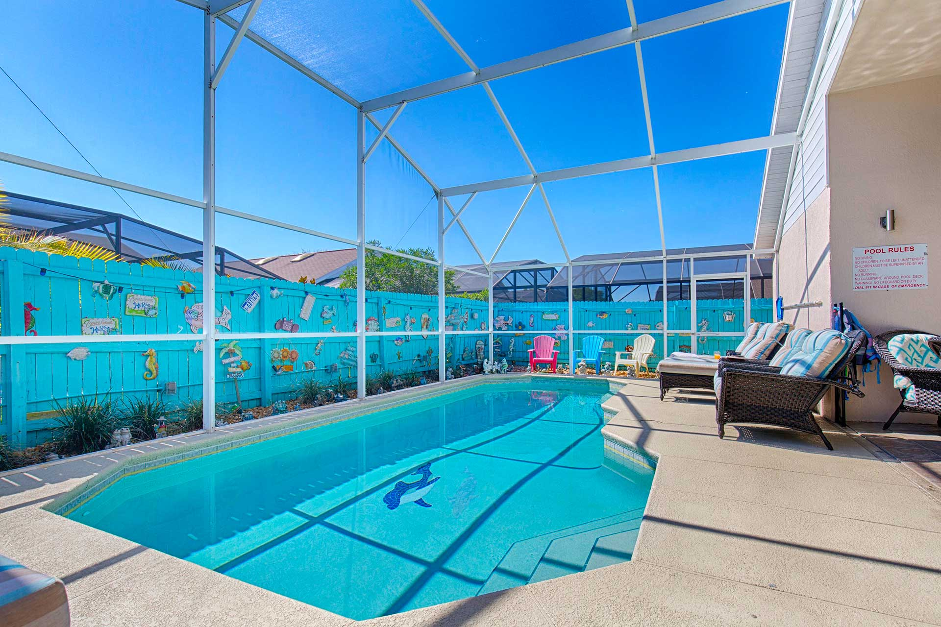 Private Pool Orlando Rental