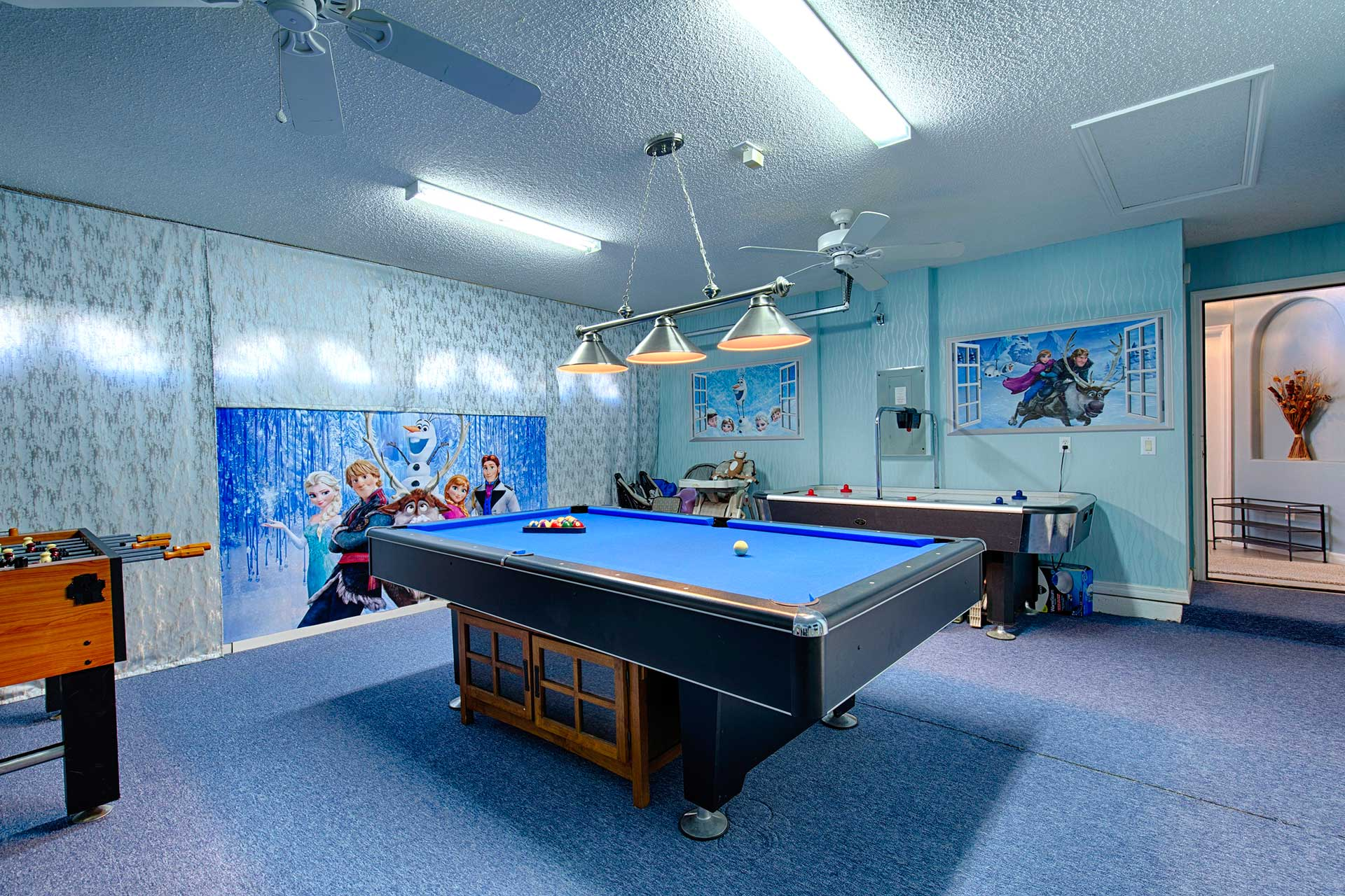 Slate Pool Table Orlando Rental