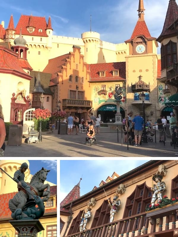 World Showcase at Epcot - 11 Countries in a Day •Orlando ...