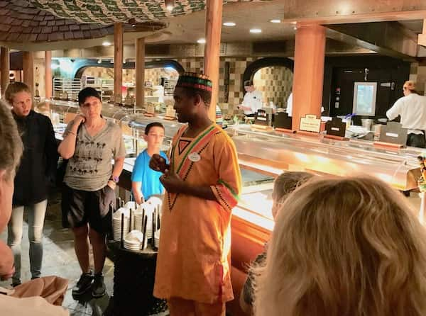Animal Kingdom Lodge Culinary Tours - Boma Flavors of Africa