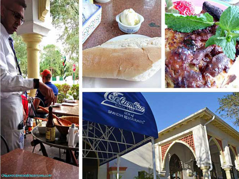 Celebration Florida Restaurants Columbia