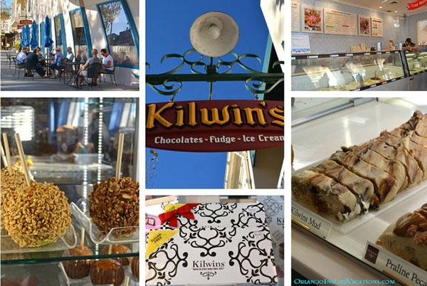Celebration Florida Restaurants Kilwins