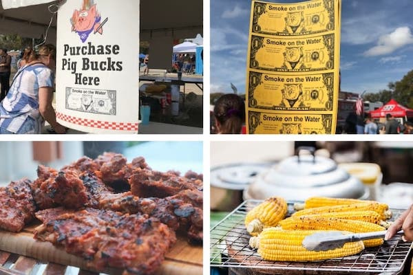 Central Florida BBQ Festivals