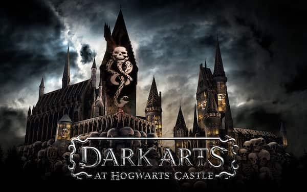 Dark Arts at Hogwarts Castle Universal Orlando