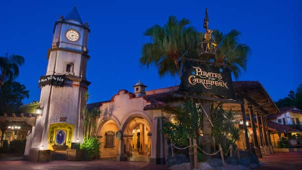 Disney After Hours - Pirates of the Caribbean