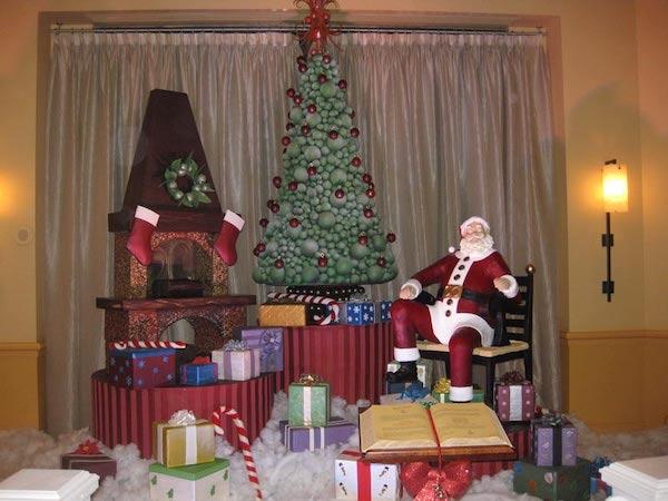 Disney Christmas Resort Hopping - Chocolate Santa