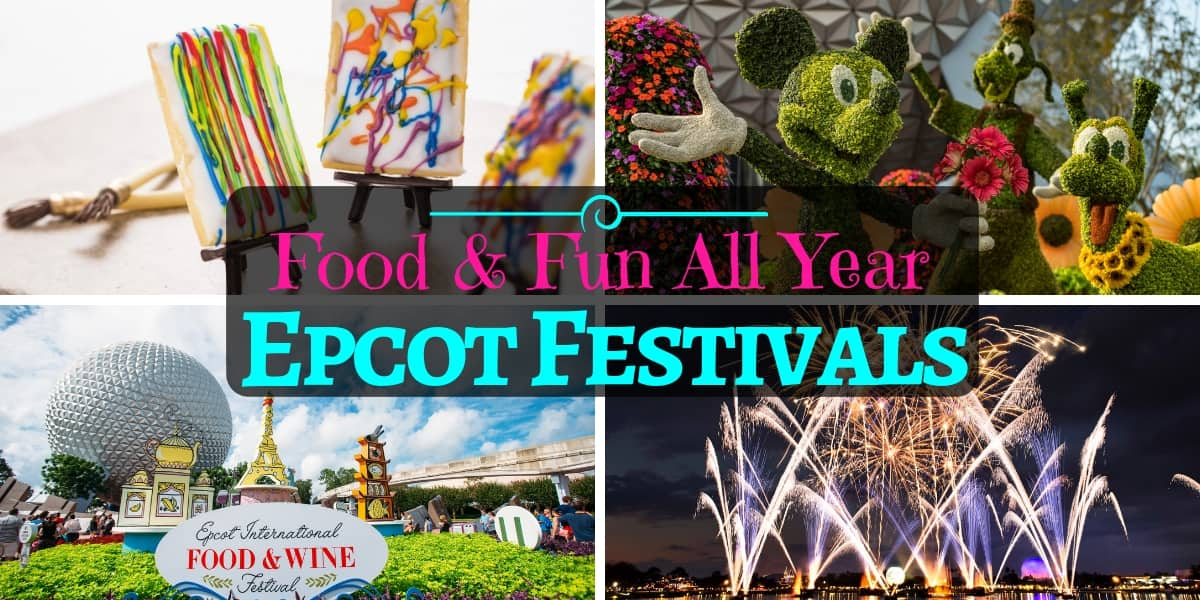 Image result for epcot festivals