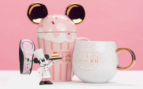 Epcot Food and Wine Festival Merchandise 2019