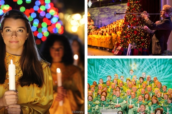 Epcot International Festival of the Holidays - Candlelight Processional