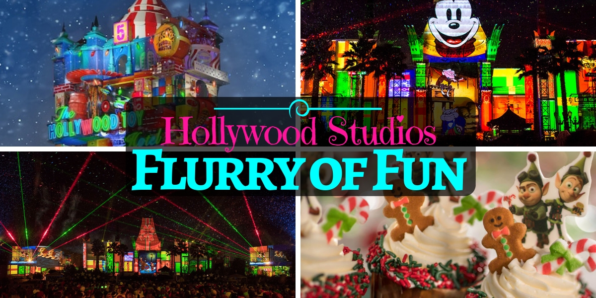 A Flurry of Fun at Hollywood Studios