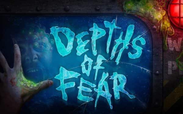 Halloween Horror Nights 2019 Depths of Fear