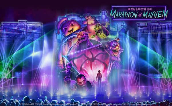 Halloween Horror Nights 2019 Marathon of Mayhem