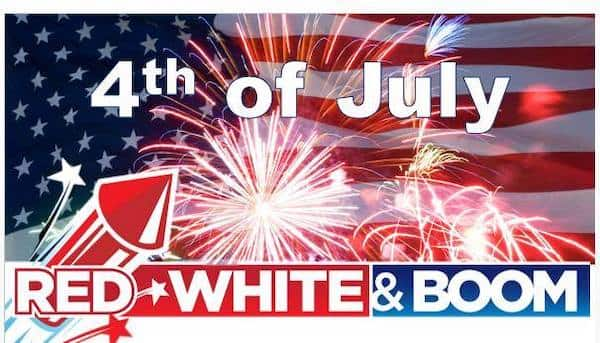 July 4th in Orlando Clermont Red White and Boom