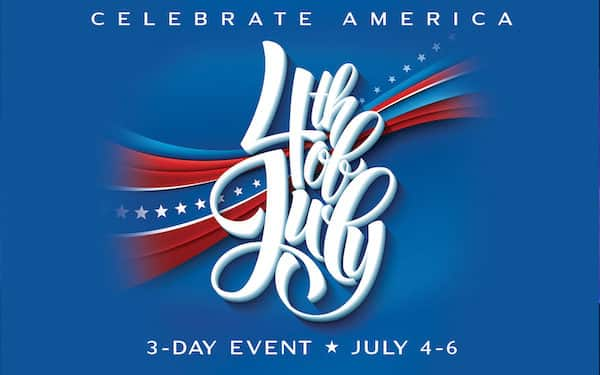 4th of July in Orlando area - Celebrate with a Bang •Orlando
