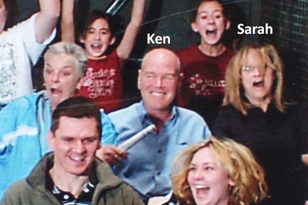 Sarah & Ken Elder