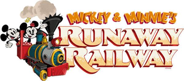 New to Disney World Mickey & Minnie's Runaway Railway