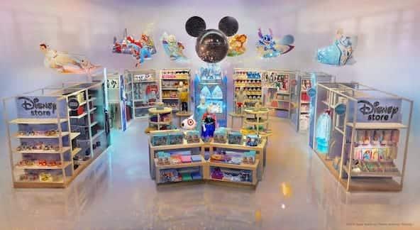 New Things at Disney Target Stores