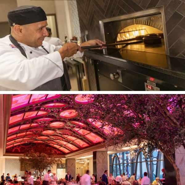 New Restaurant in Coronada Springs - Tolédo Tapas, Steak & Seafood
