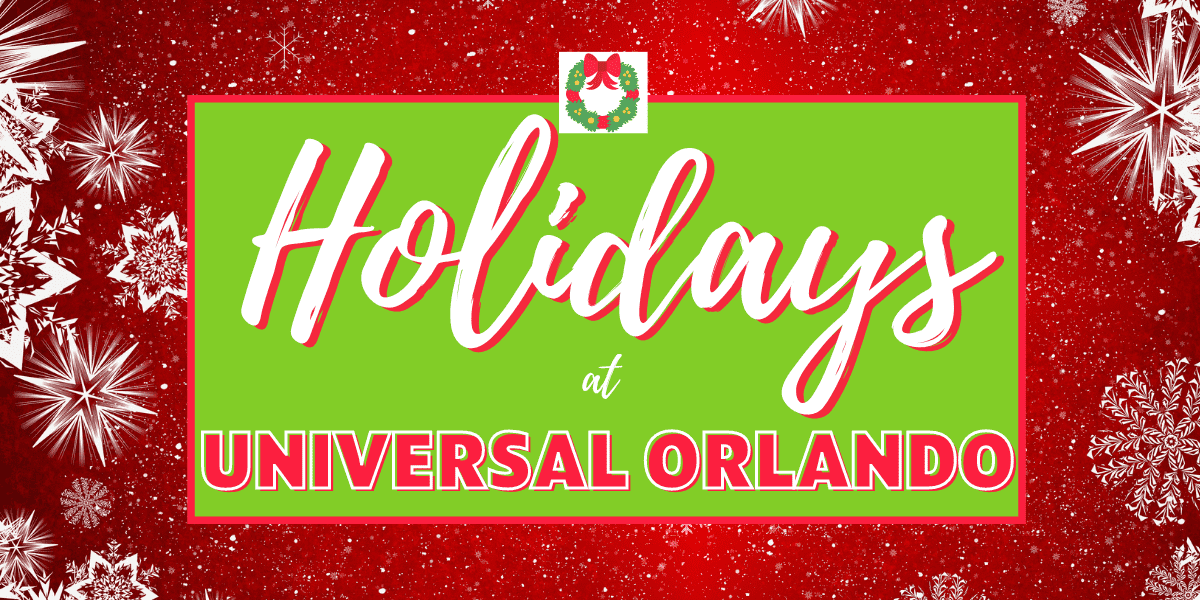 Christmas Activities In Orlando 2020 Universal Orlando Christmas – Holiday Events 2020 | Orlando