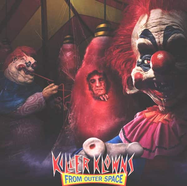 Universal Orlando Halloween Horror Nights Killer Klowns from Outer Space