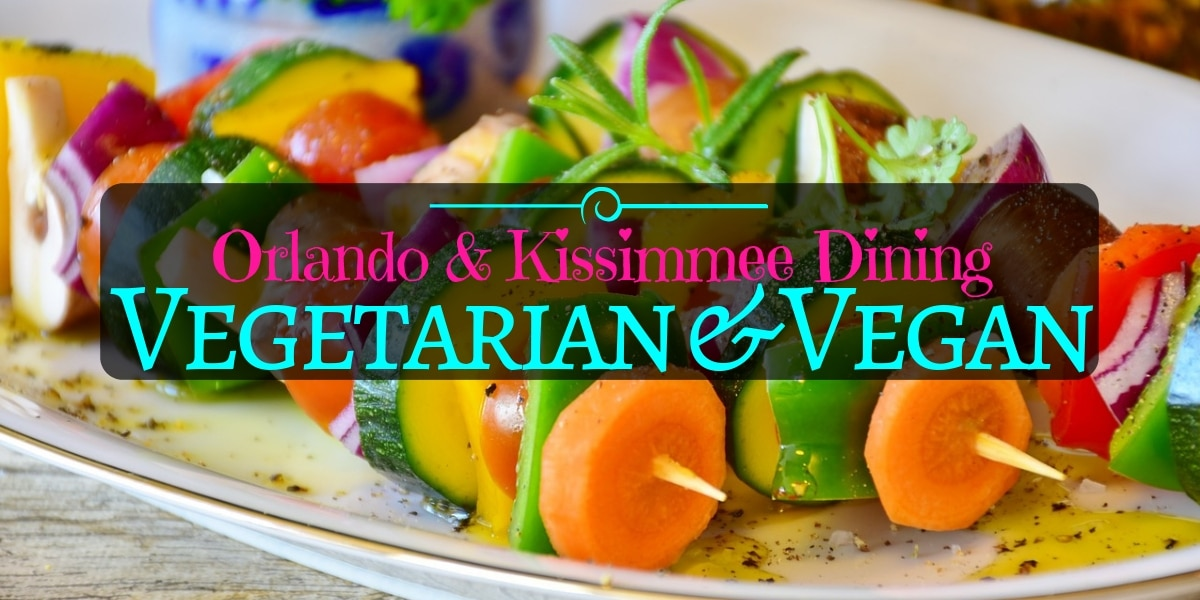 Vegetarian And Vegan Dining In Orlando Kissimmee