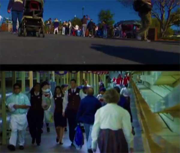 The Secret Underworld of Walt Disney World   Orlando ...