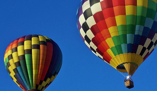 Orlando Adventures - Hot Air Balloon Rides