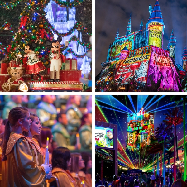 Best time to visit Orlando for Christmas Events