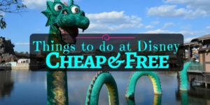 Cheap & Free Disney Attractions