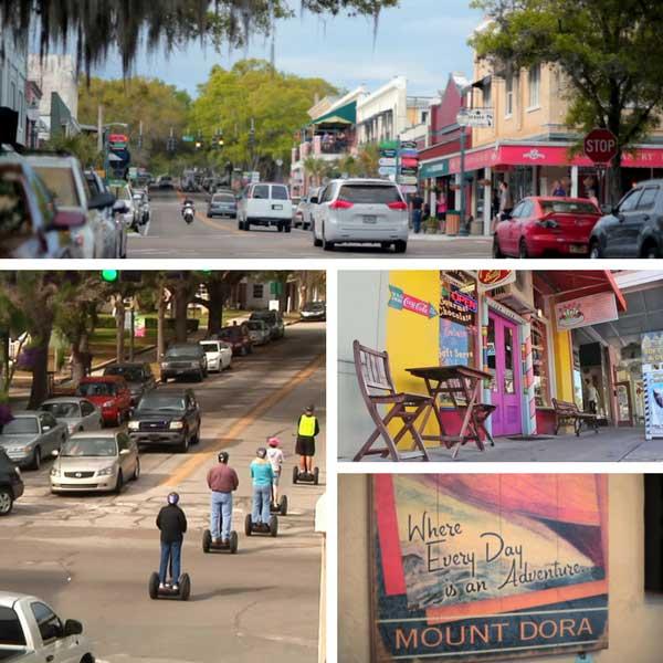 Day Trips from Orlando: Mount Dora Florida