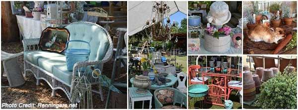 Day Trips from Orlando: Mount Dora - Renningers Market