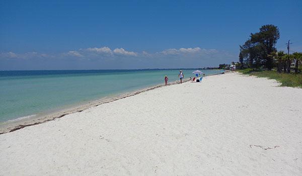 Beaches At Anna Maria Island
