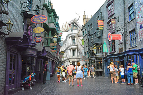 Orlando Insider Vacations Guide Wizarding World Of Harry