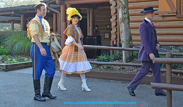 Dinner shows in orlando - Hoop Dee Doo Musical Revue