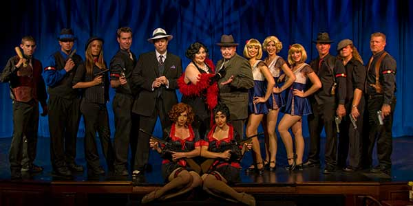 Dinner Shows in Orlando - Capone's Dinner & Show
