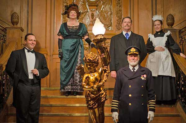 Dinner shows in Orlando - Titanic Dinner Gala
