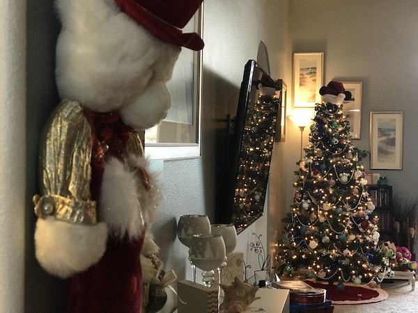 ... decorations in orlando vacation home do vacation rentals in orlando have christmas trees ...