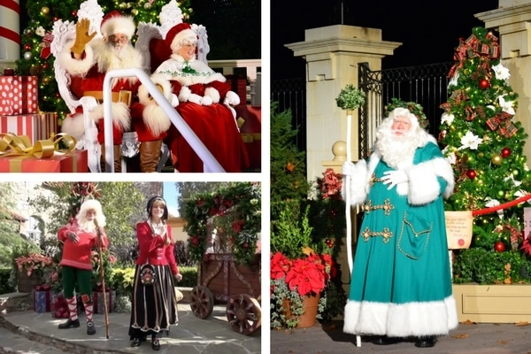 Epcot Festival of the Holidays - Story telling