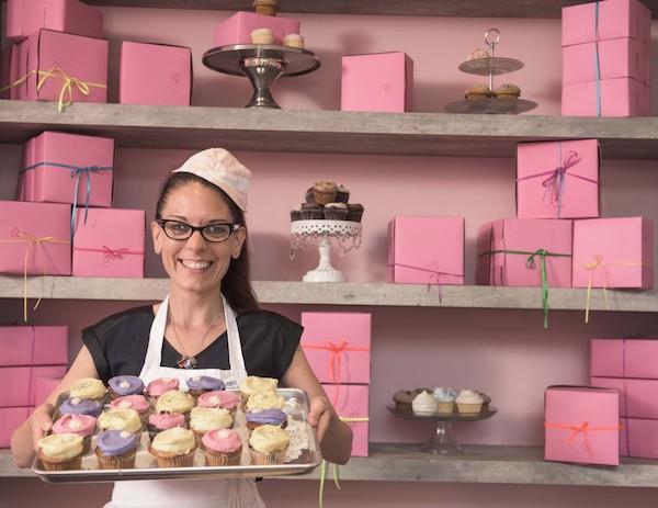 Vegetarian and Vegan Dining in Orlando & Kissimmee - Erin McKennas Bakery Disney Springs