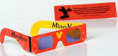 Ferrytale Fireworks Mickey Vision Glasses