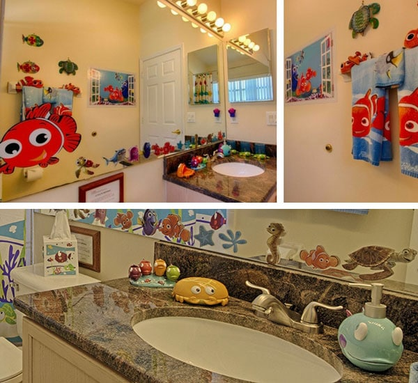 Finding Nemo Bathroom Orlando Insider, Finding Nemo Bathroom Decor