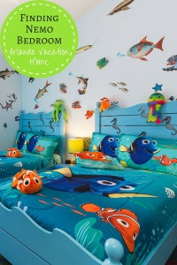 Finding Nemo Bedroom Orlando Vacation Rental Home