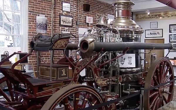 Free and Cheap Things in Orlando - Orlando Fire Museum