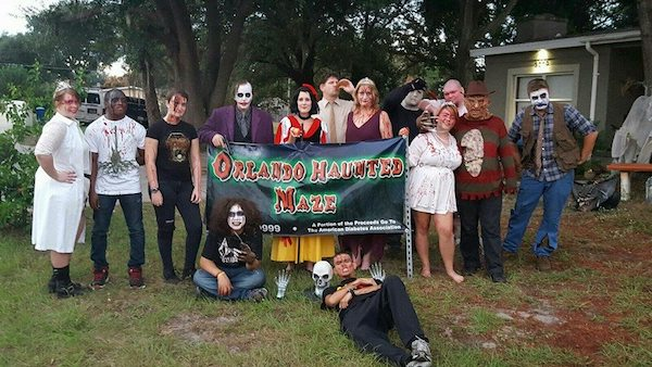 Orlando Halloween Events 2017 - Orlando Haunted Maze