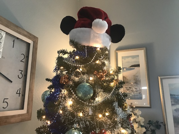 Orlando Vacation Rental Decorated For Christmas •Orlando