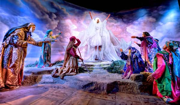 Attractions in Orlando - Holy Land Experience Orlando
