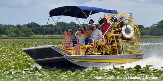 Orlando Adventures - AirBoat Tours