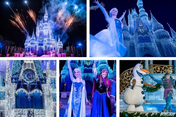 Christmas in Orlando - A Frozen Holiday Wish
